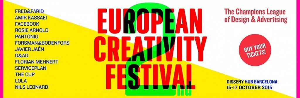 European Creativity Festival (2ª edición)