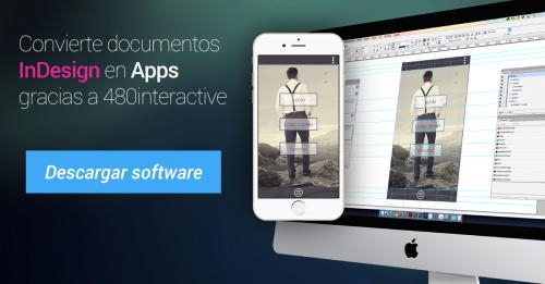 Convierte tus revistas y catálogos en Apps móviles con 480interactive
