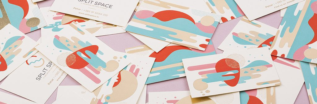 Identidad de Split Space, por Mireldy Design