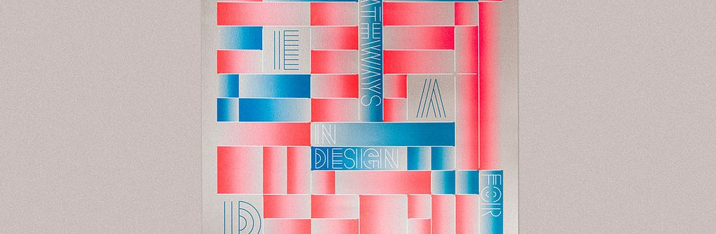 Diseño del libro LEAP Dialogues, por Two Points