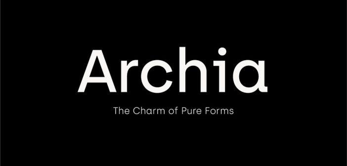 Archia, la nueva familia tipográfica de Atipo