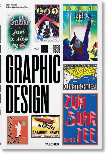 La historia del diseño gráfico. Vol.1, 1890–1959