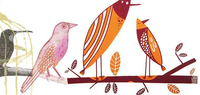 Ser ilustrador. 100 maneras de dibujar un pájaro o cómo desarrollar tu profesión