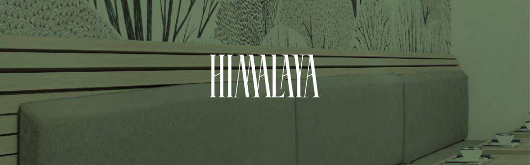 Identidad visual del restaurante Himalaya